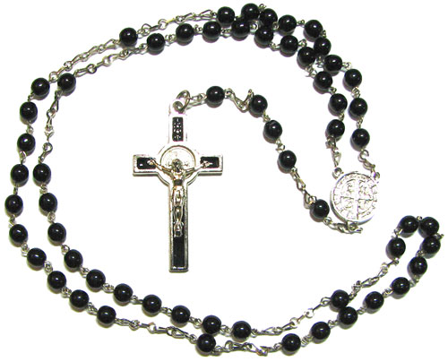 St Benedict Rosary - RB4